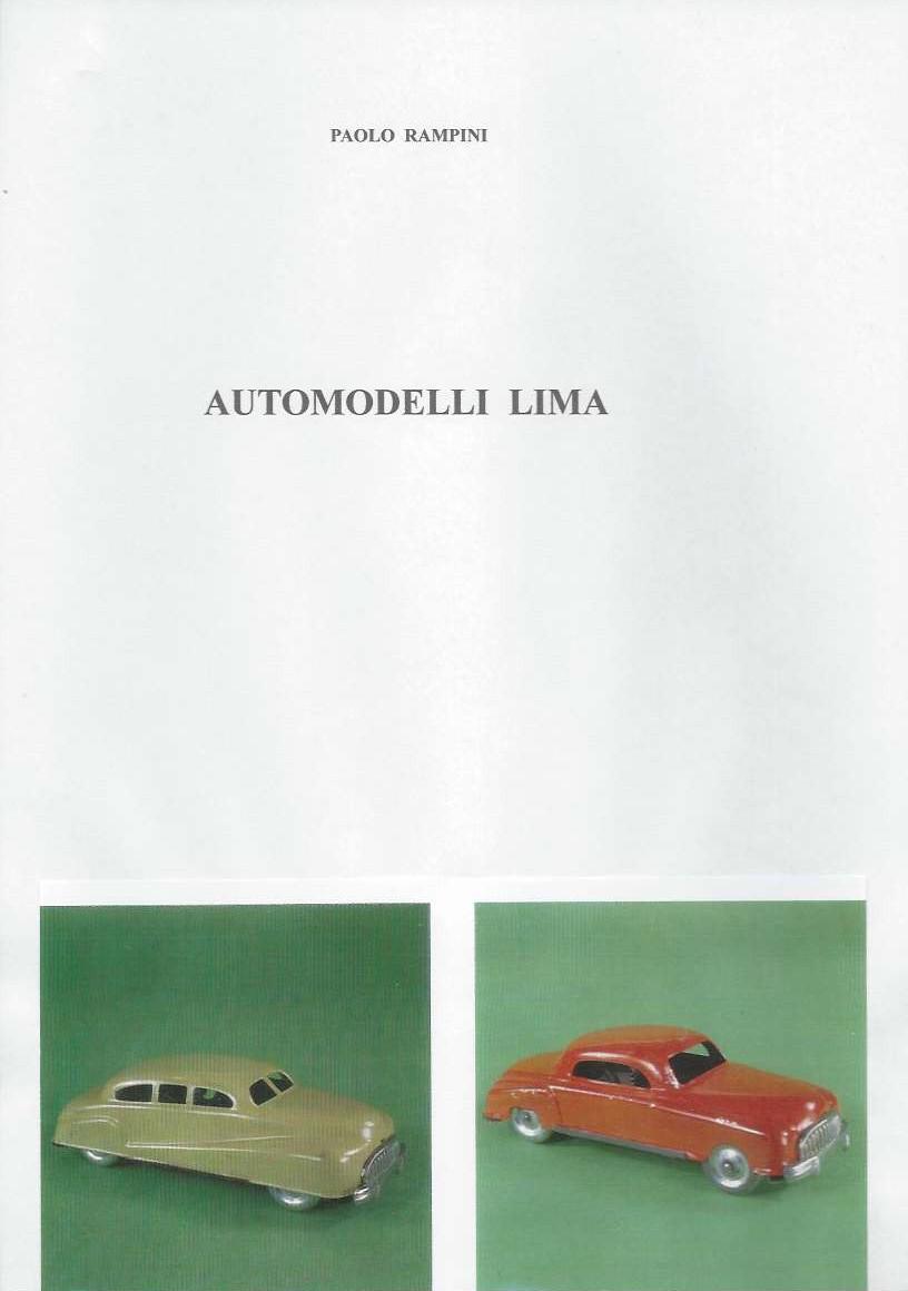 Automodelli LIMA , Paolo Rampini, 2017 - libro digitale scaricabile