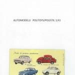 Automodelli Politoys-Polistil 1:43, Paolo Rampini, 2016