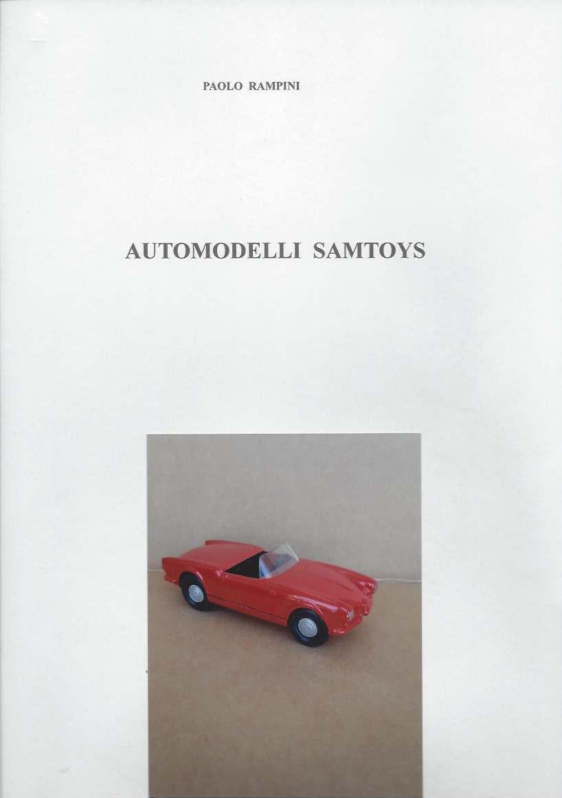 Automodelli Samtoys, Paolo Rampini, 2017 - libro digitale scaricabile