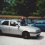 Alfa Romeo 155 (1996)