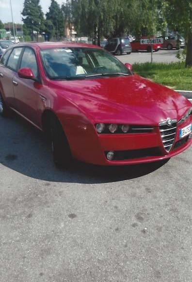 Alfa Romeo 159 S.W. 2400 TD