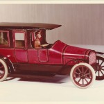 Bub Limousine - rossa