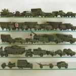 Dinkytoys, serie militare (GB 1940-60)
