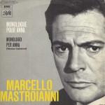 """Marcello Mastroianni - """"Monologue pour Anna"""" e """"Monologo per Anna"""""""