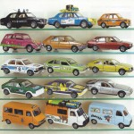 Mebetoys - Mattel 1:24 (Italia 1970-80)
