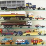 Mebetoys - Mattel vari (Italia 1980) - 2