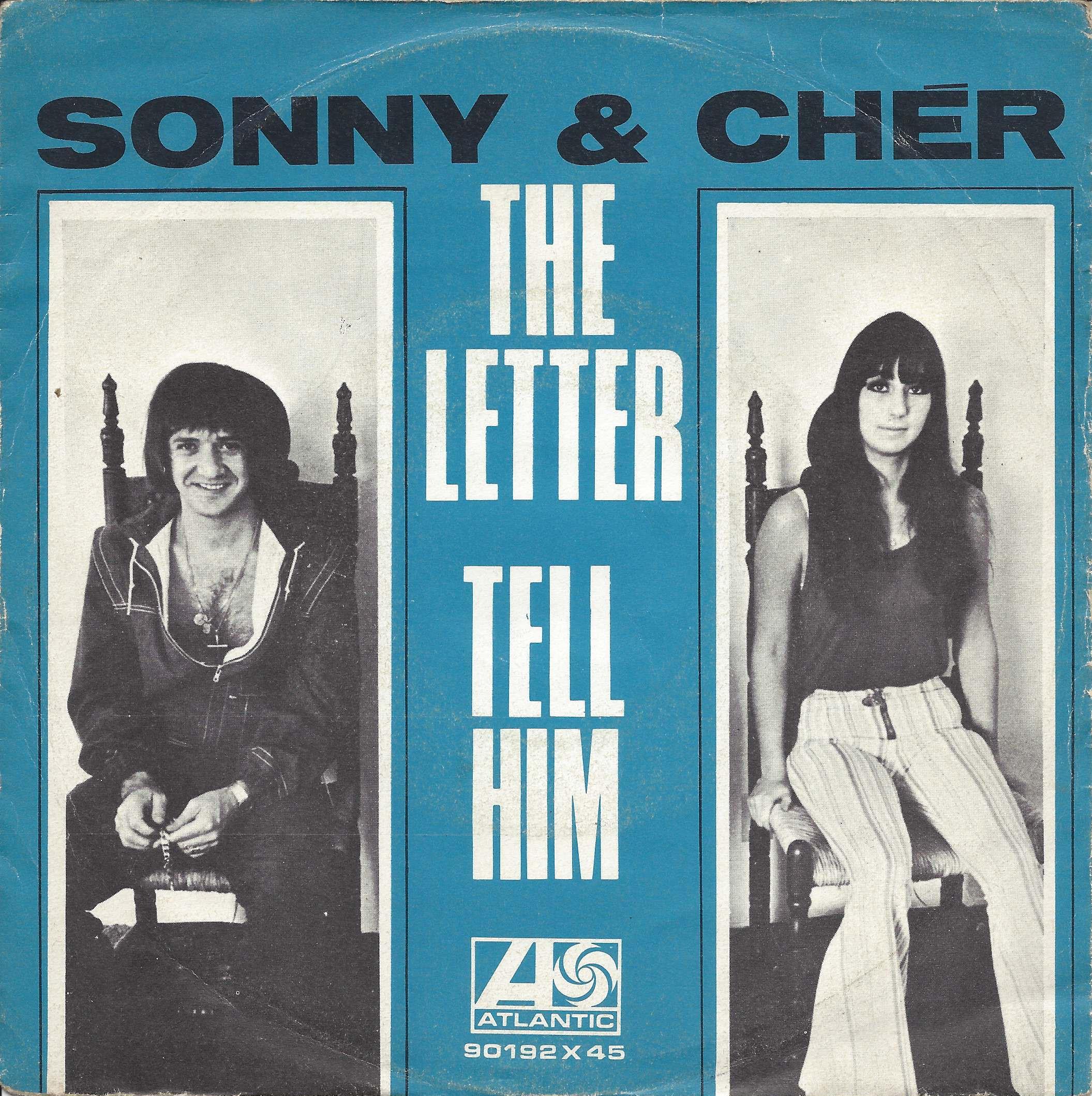 """Sonny & Chér - """"The letter"""" e """"Tell him"""""""