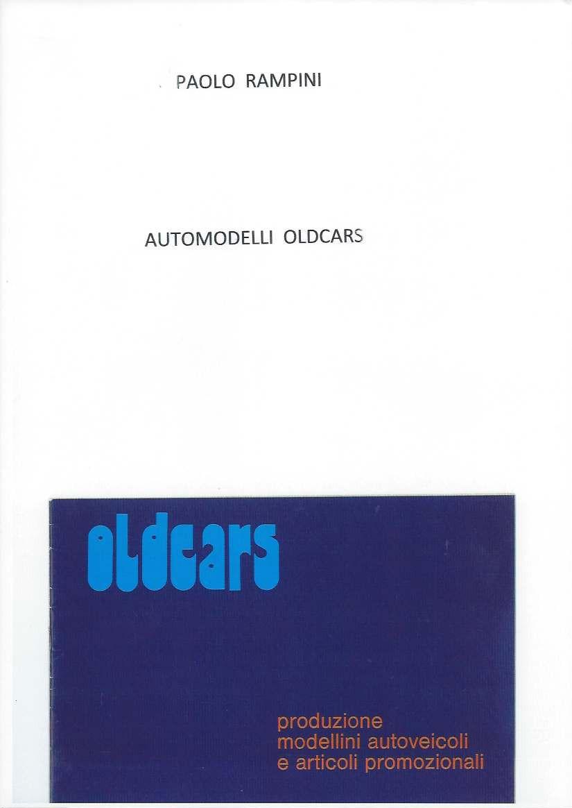 Automodelli Oldcars, Paolo Rampini, 2015