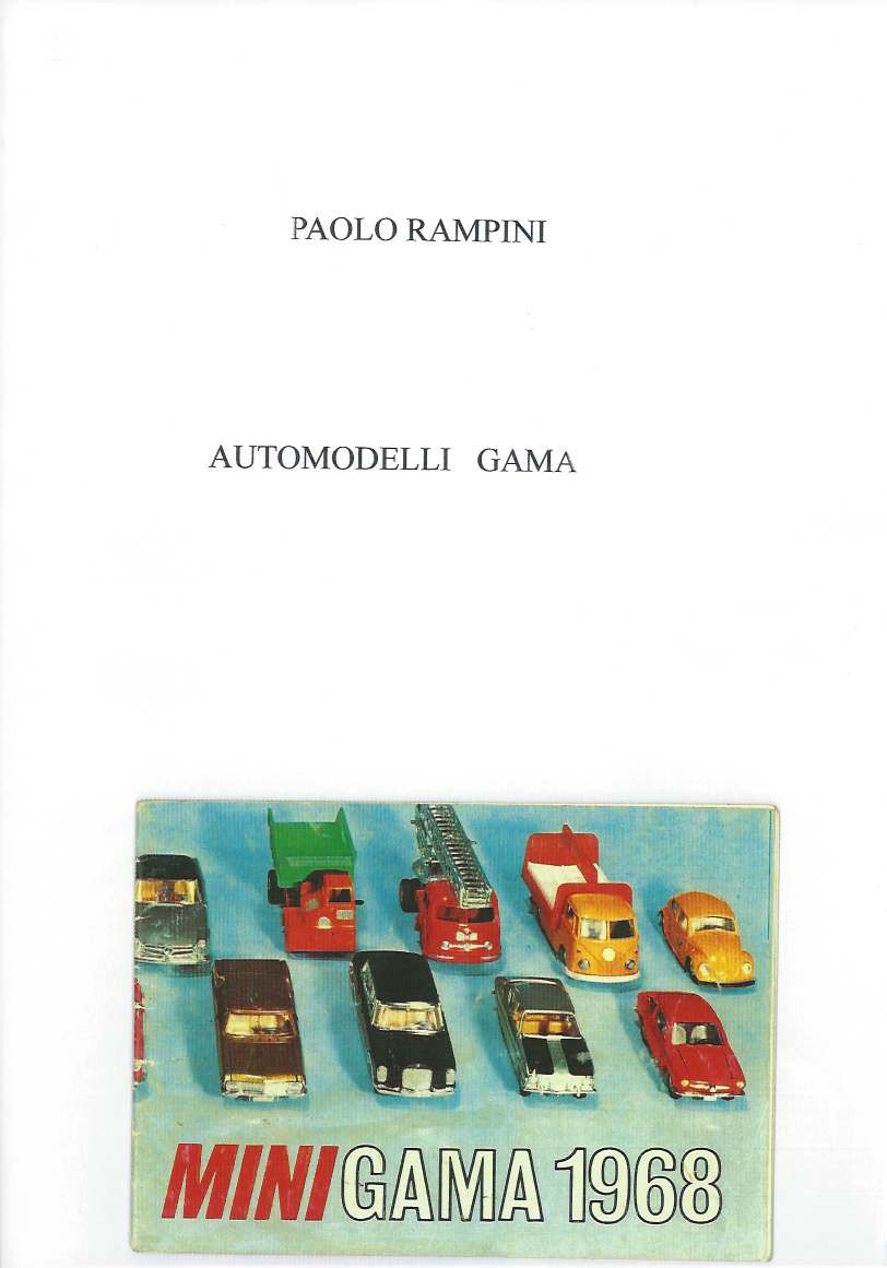 Automodelli Gama, Paolo Rampini, 2015