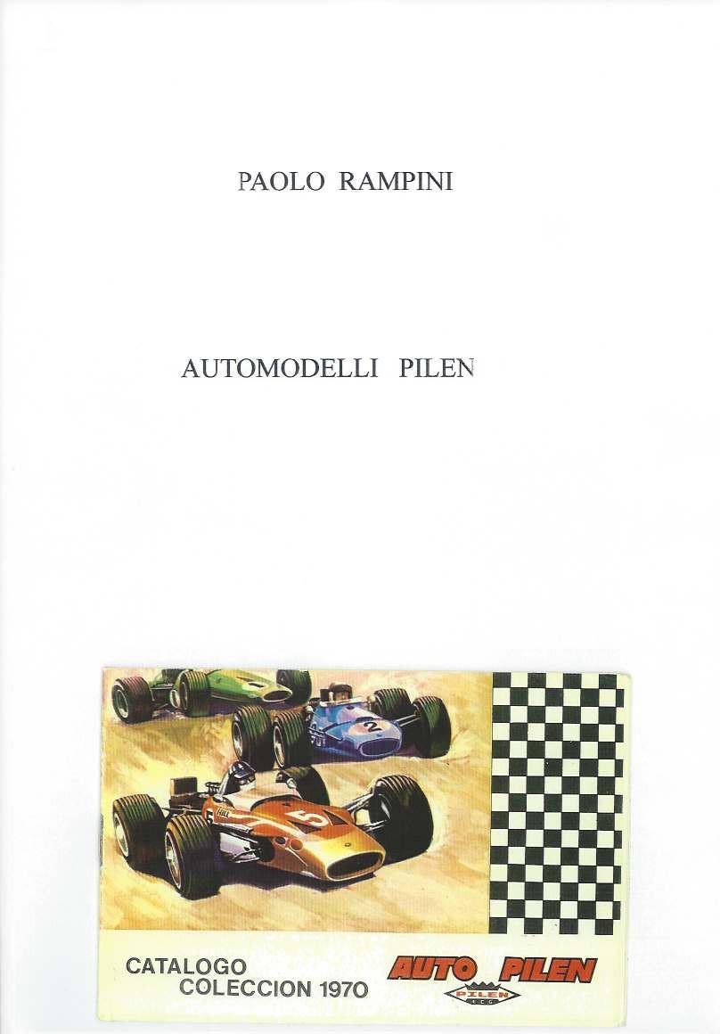 Automodelli Pilen, Paolo Rampini, 2015