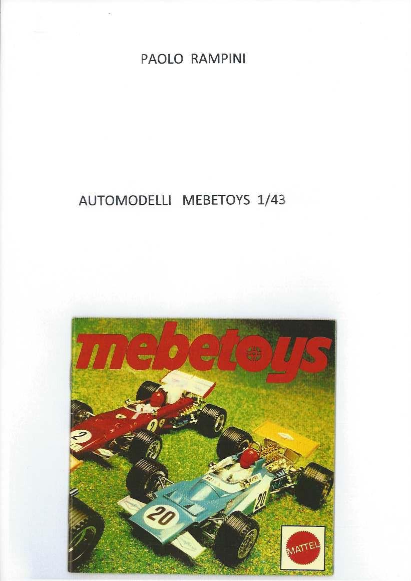 Automodelli Mebetoys 1:43, Paolo Rampini, 2015