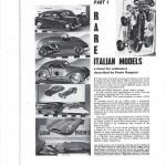 Model Cars (Maggio 1969)