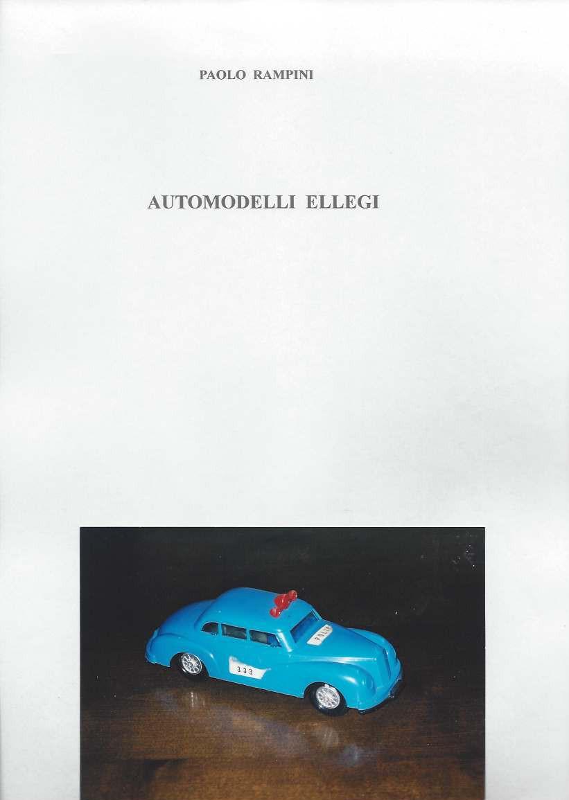 Automodelli ELLEGI, Paolo Rampini, 2017