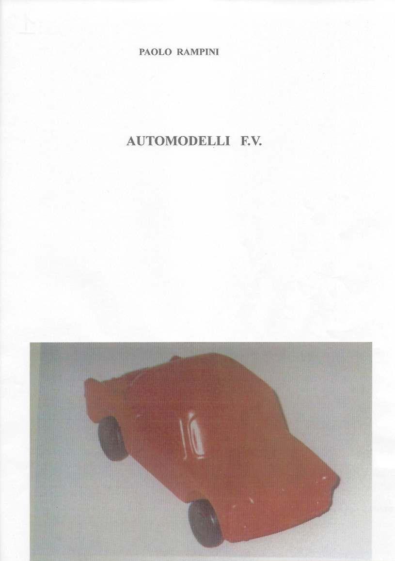 Automodelli F.V., Paolo Rampini, 2017