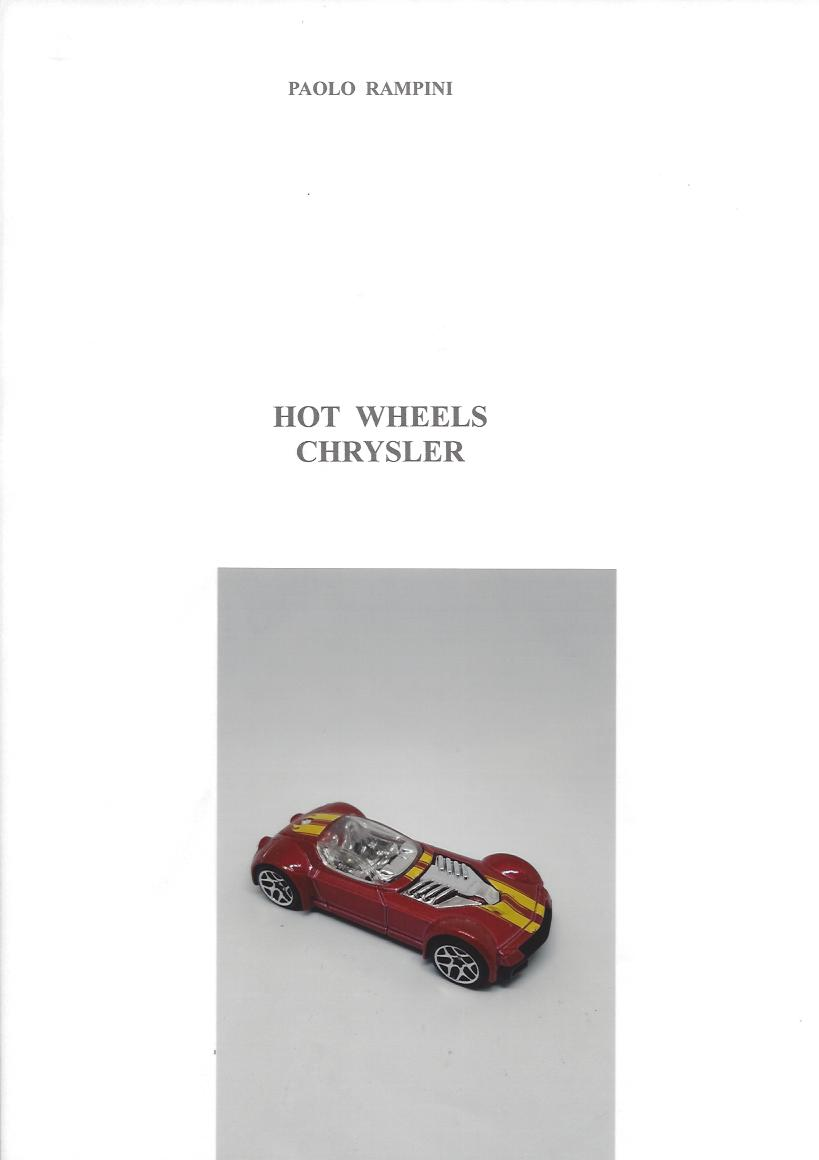 HOT WHEELS CHRYSLER, Paolo Rampini, 2018
